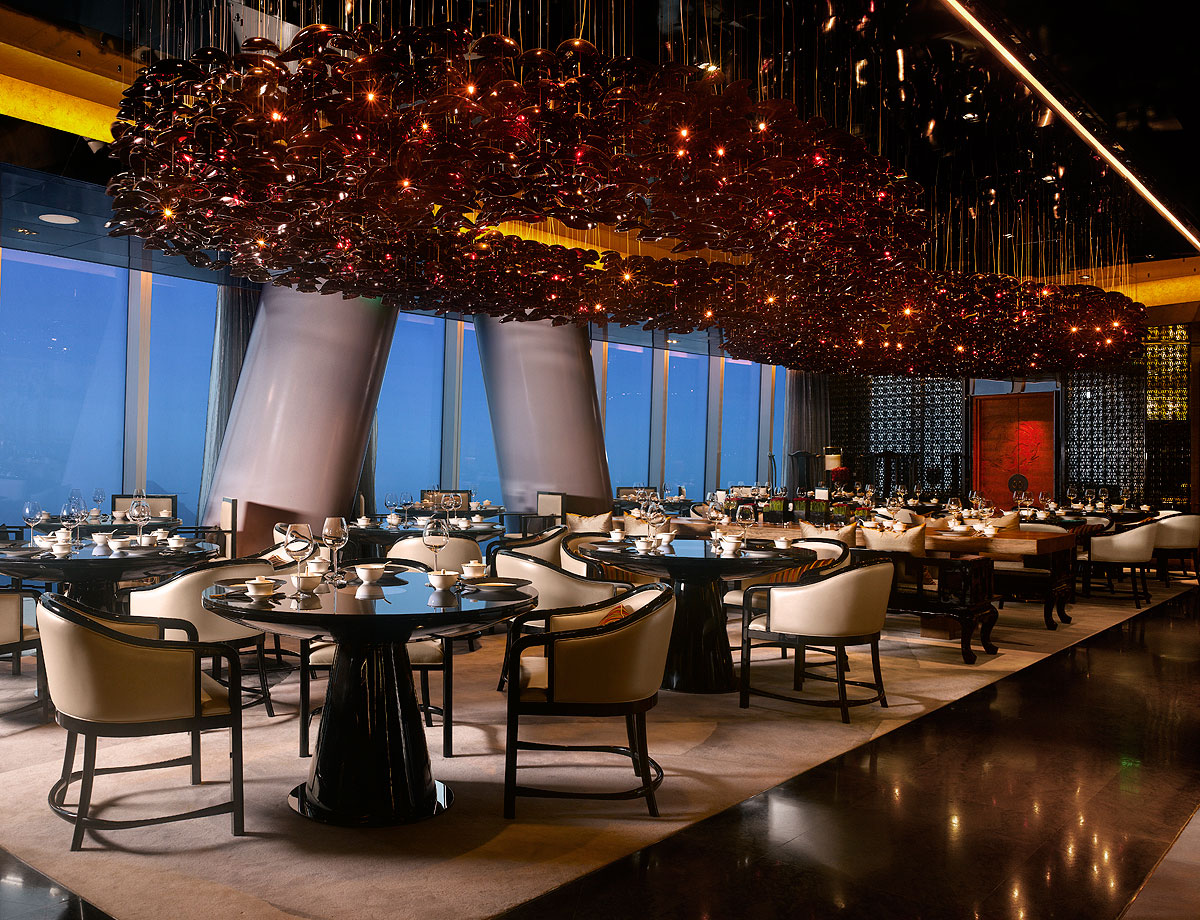 Hirsch bedner associates portfolio - Interior design for hotels and restaurants ...