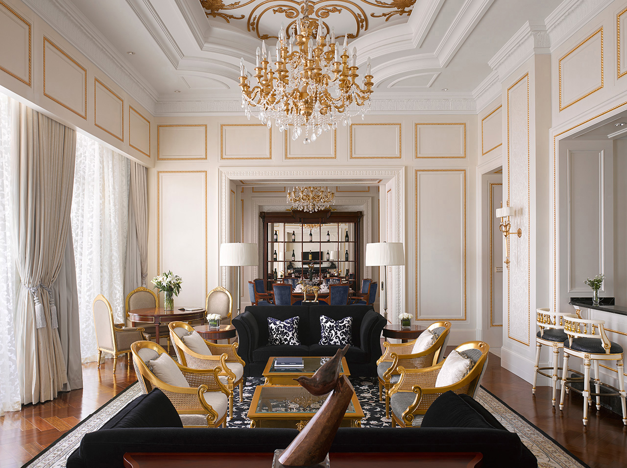 The Castle Hotel, A Luxury Collection Hotel, Dalian