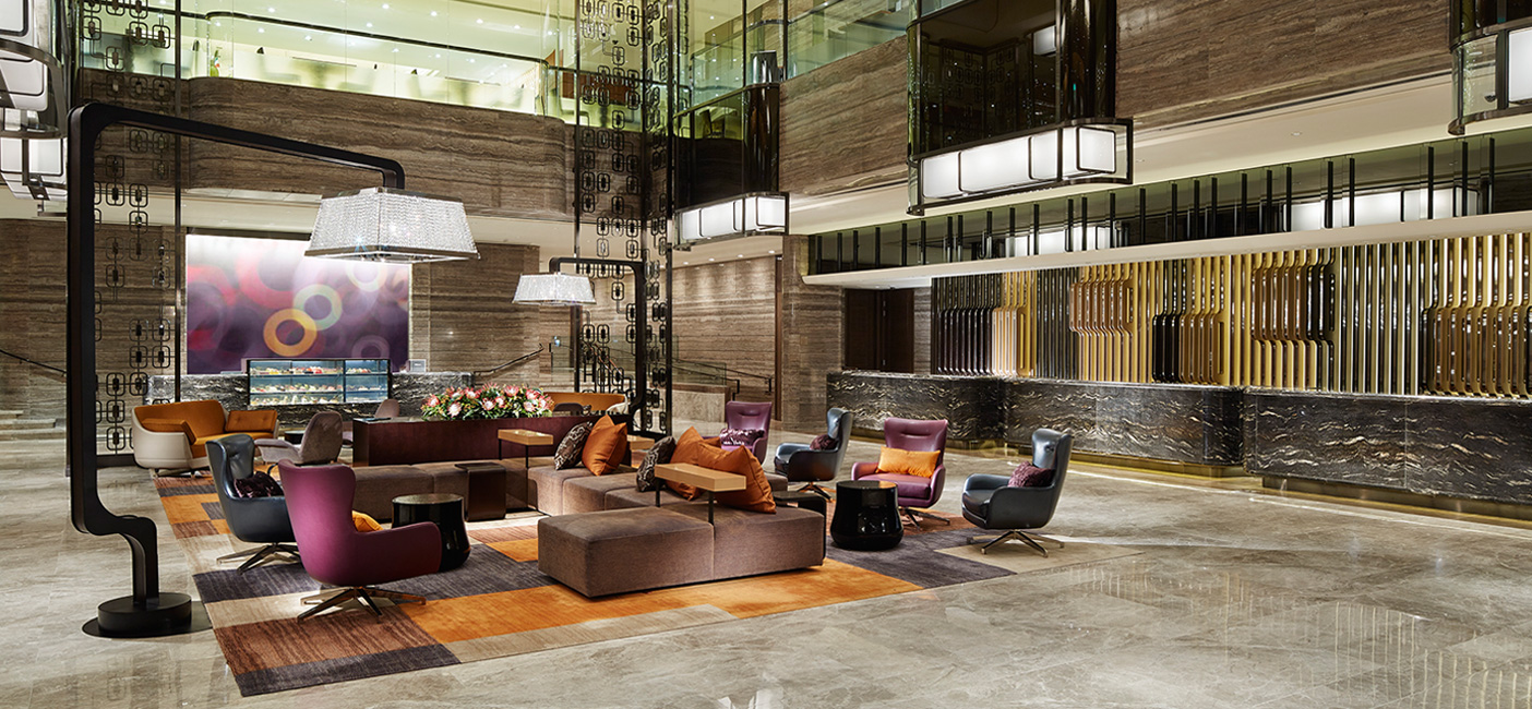 Royal Plaza Hotel, Hong Kong