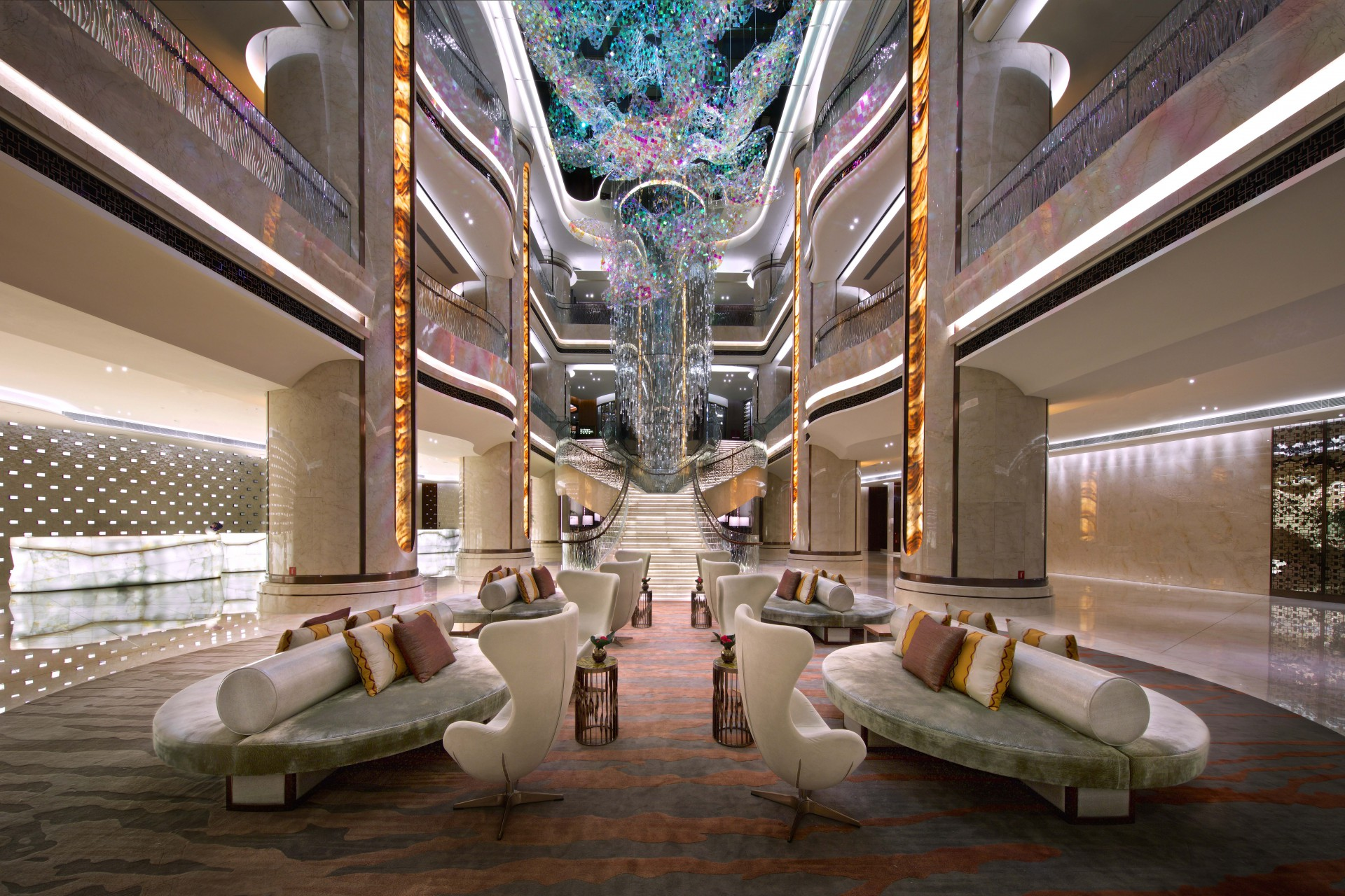 Jw Marriott Galaxy Macau