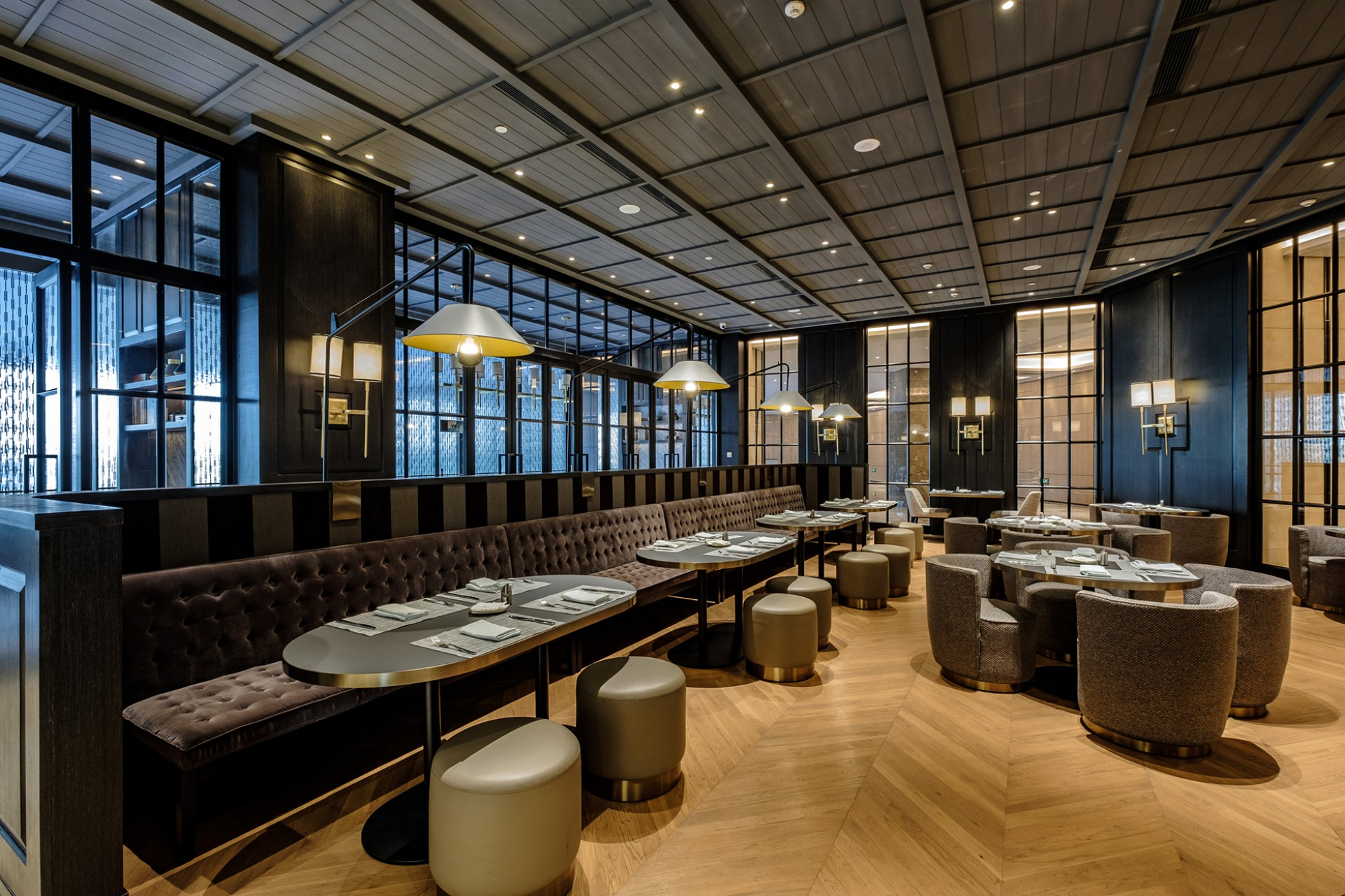 Le Bistrot At Le Meridien All Day Dining