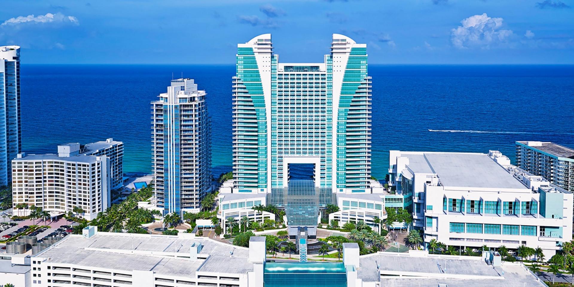 Diplomat Beach Resort Hollywood Curio Collection By Hilton