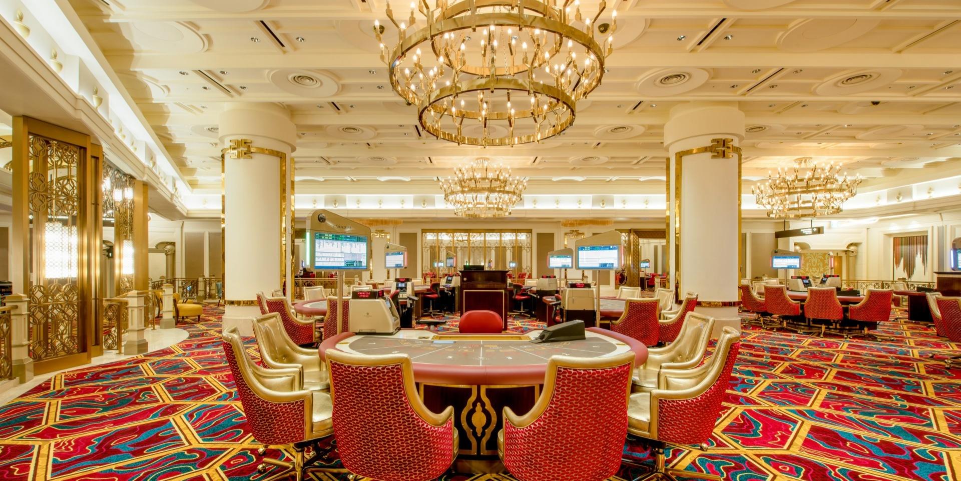 Paradise Casino Incheon At Paradise City Resort
